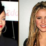 Anuncian Shakira y Rihanna lanzamiento del próximo dueto