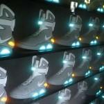 """Nike lanzará los tenis futuristas de Marty McFly de """"Volver al Futuro"""""""