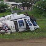 Accidente del helicóptero presidencial de Ecuador: tres muertos