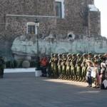 Conmemoran promulgación de la Constitución Mexicana de 1917