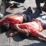 """""""Estábamos haciendo nuestra tarea, cuando se escucharon disparos"""": balacera Guanajuato"""