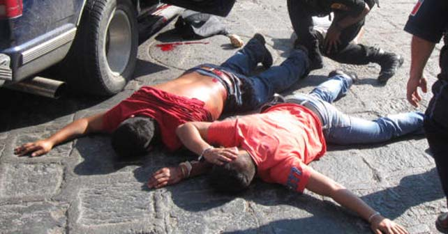 Photo of Balacera en Guanajuato; 5 detenidos y un lesionado