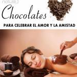 Chocolates para celebrar el amor y la amistad