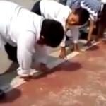 ¡Córrele Ángel!; el niño con sobrepeso que hace trampa en carrera (video)