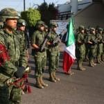 Conmemora Irapuato el Día de la Bandera