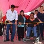 Inauguran un Centro de Atención a Personas con Discapacidad