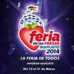 Presentan programa de la Feria de las Fresas 2014