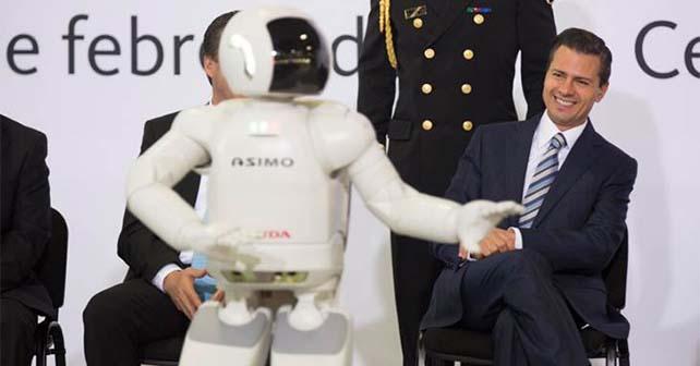 Photo of Peña Nieto inaugura la planta Honda en Celaya
