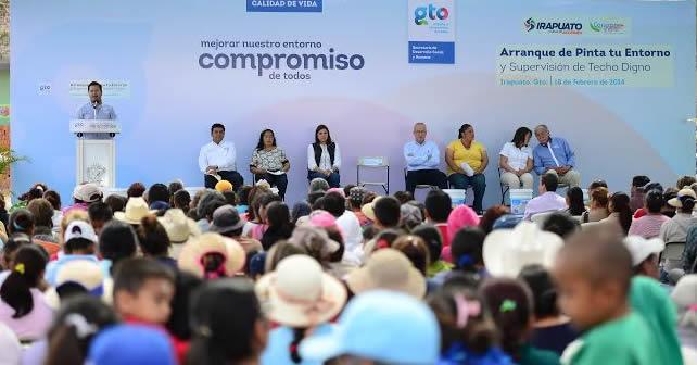 """Photo of Arranca """"Pinta tu entorno"""" en Irapuato"""