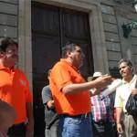 Marchan en Irapuato; exigen servicios básicos y regularización de tierras