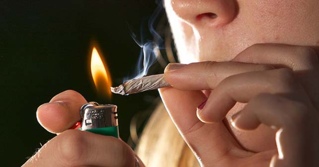 Photo of Encuentran a niños de primaria fumando marihuana