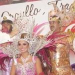 Coronan a Marisol I, Reina del Carnaval