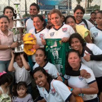 Cuerámaro gana final de fútbol femenil a Manuel Doblado
