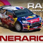 Recorrido del Rally Guanajuato Corona 2014