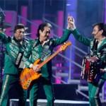 Los Tigres del Norte en el Vive Latino