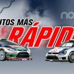 Rally Guanajuato Corona 2014: los autos más rápidos
