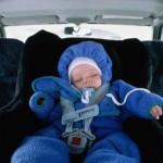 Fallece bebé que fue olvidado en un auto