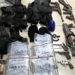 Detienen a 6 presuntos criminales en Guanajuato; aseguran armas y droga
