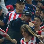 Agresor en estadio Jalisco es detenido gracias al Facebook