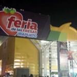 Feria de las Fresas cierra con 95 personas detenidas