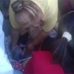 "Mujer ""da a luz"" en la calle, fuera del Hospital General de Irapuato"