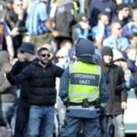 Suspenden partido de futbol por la muerte de un aficionado