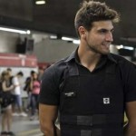 """Policía """"más guapo"""" del Metro de Sao Paulo se hace popular en las redes sociales"""