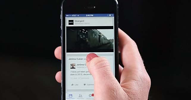 publicidad en video facebook