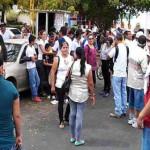 En Culiacán, 20 detenidos previo a una marcha a favor del Chapo