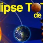 """""""Luna de sangre"""", hoy por la noche el eclipse total"""