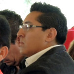 Director de Policía de Cuerámaro desatiende seguridad por desayuno priista