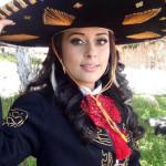 Cuerámaro se internacionaliza con Andrea Paz