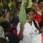 Celebran Domingo de Ramos en la Catedral de Irapuato
