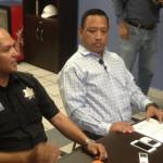 """De """"guarura"""" de los papás del alcalde de Irapuato a ladrón; portaba arma de cargo [Video]"""
