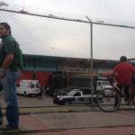 Encuentran a trailero muerto en central de abasto; hay un detenido