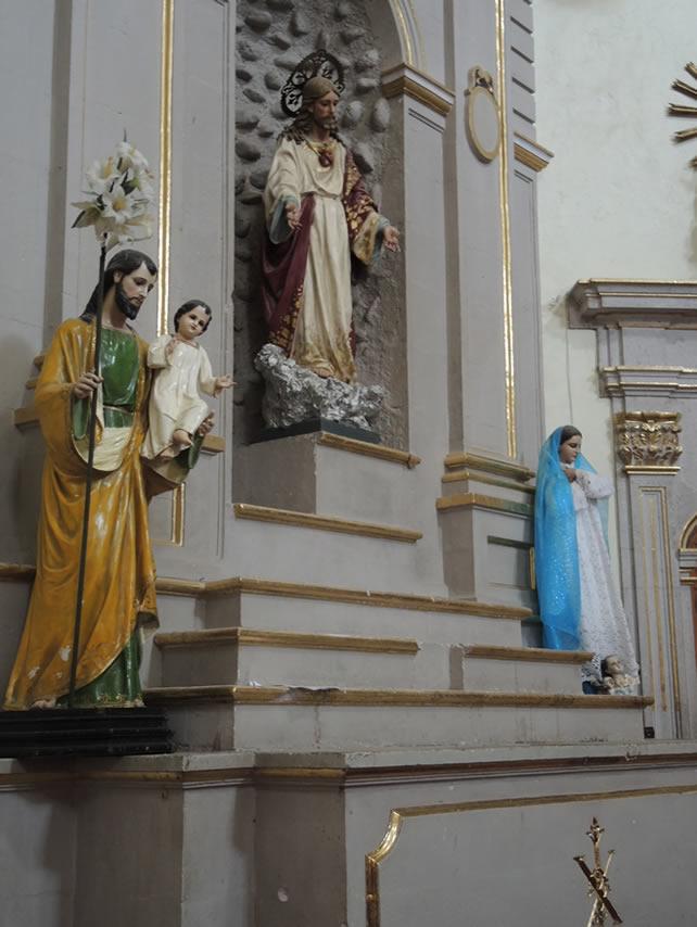 La Parroquia de María de los Remedios