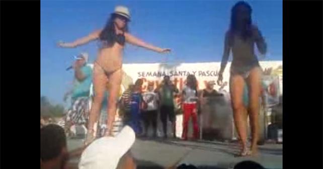 bailarinas desnudas