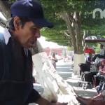 Policías impiden que bolero trabaje [Video]