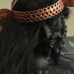 Visita al Cristo Negro de Salamanca, tradición de Jueves Santo