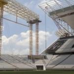 El estadio inaugural de Brasil 2014 estará listo en mayo, señala la FIFA