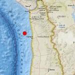 Terremoto de 8.2 grados Richter sacudió Chile