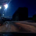 Cae meteorito en Rusia (video)