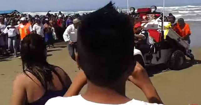 muere ahogado