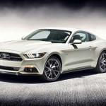 50 años del Mustang