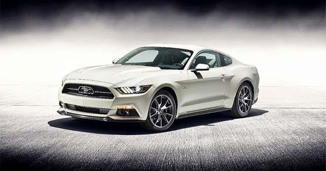 Photo of 50 años del Mustang