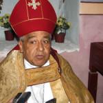 """""""Falta de formación moral y ética"""" de policías delincuentes: Obispo"""