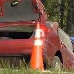 Mujer muere en un accidente un minuto después de publicar una selfie en Facebook