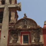 De carrerita visité los 7 templos