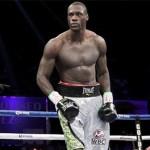 Campeón de boxeo, Deontay Wilder, noquea a un troll que atacaba a su hija
