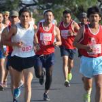 Michoacanos y capitalinos dominan justa atlética en Pénjamo